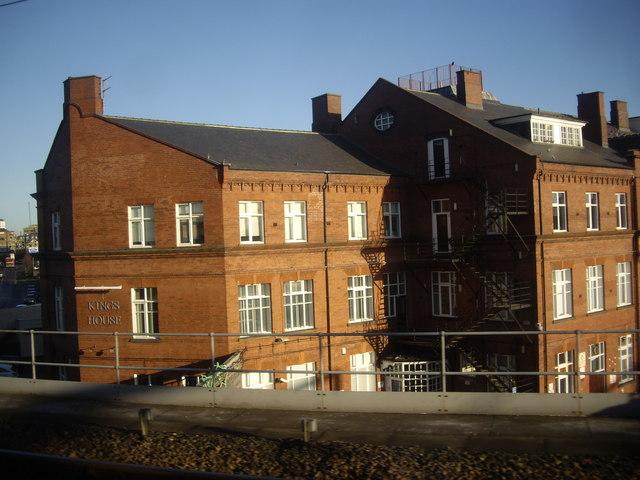 Kings House, Newcastle-upon-Tyne