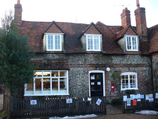 Village Stores, Hambleden