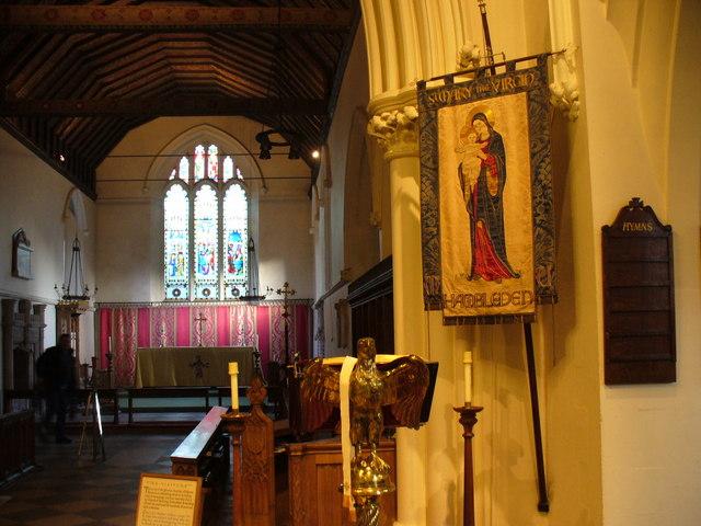 St Mary the Virgin, Hambleden