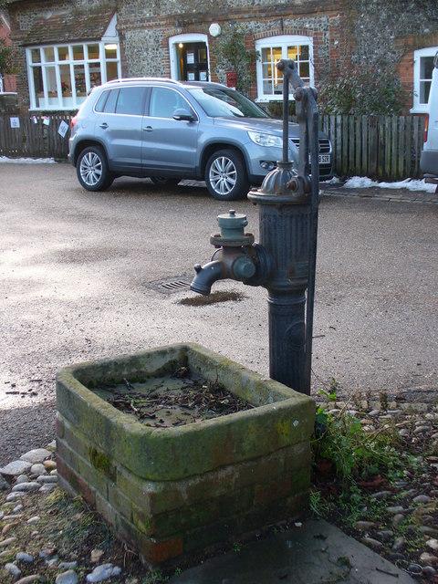 Village Pump, Hambleden