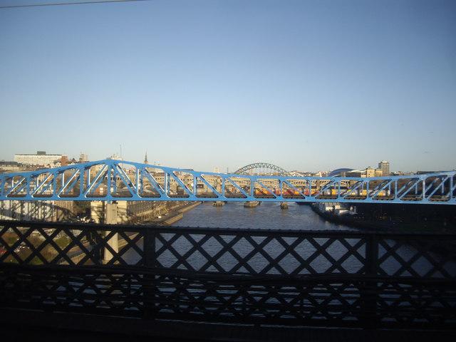 Downstream River Tyne