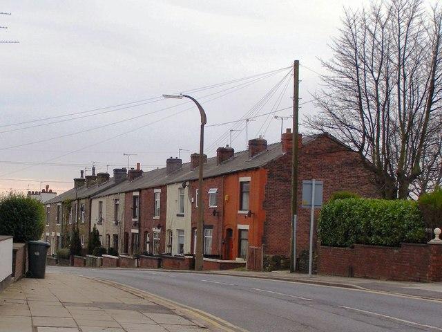 Terraced Houses, Bamford