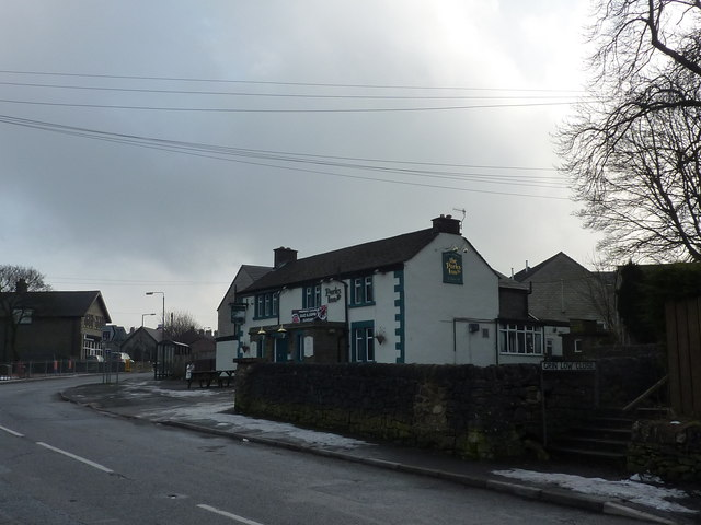 Parks Inn, Grinlow Road, Buxton