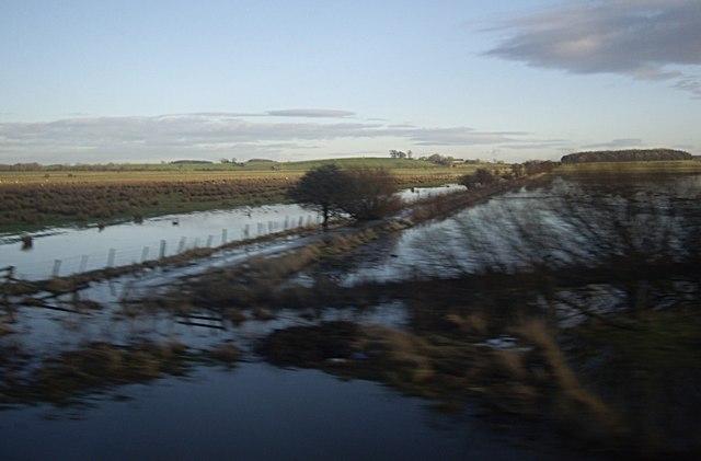 Upstream River Skerne