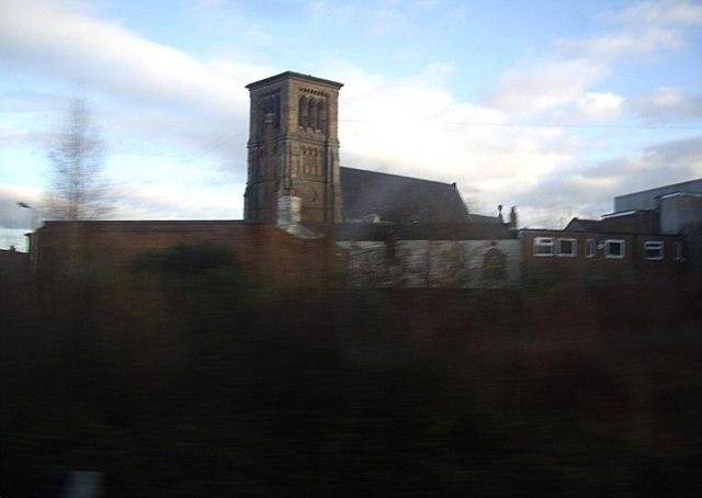 Church of St John the Evangelist, Darlington