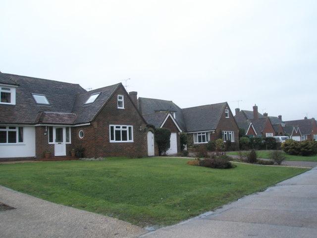 Houses in Pigeonhouse Lane