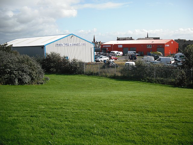 Industrial land, Port Ranald Drive
