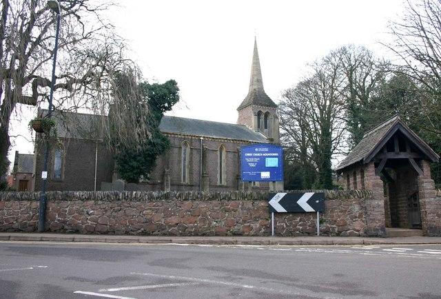 Christ Church, Mountsorrel