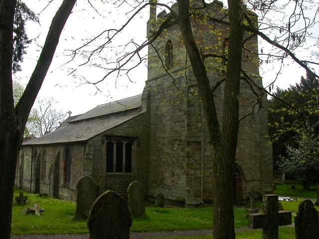 Eydon Church
