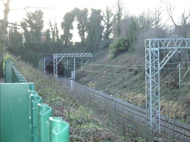 Railway tunnel, Handsworth Wood