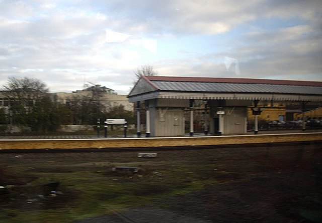 North end of York Station