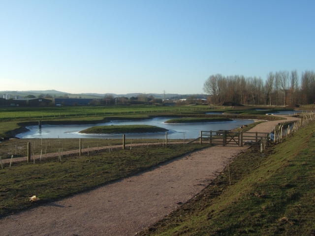 Fishing lakes being prepared