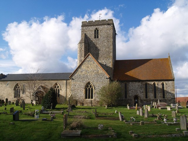 Cholsey church
