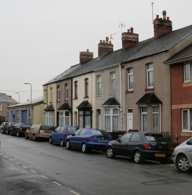 Exeter Street, Newport