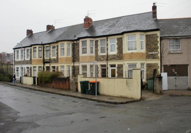 Exeter Road, Newport