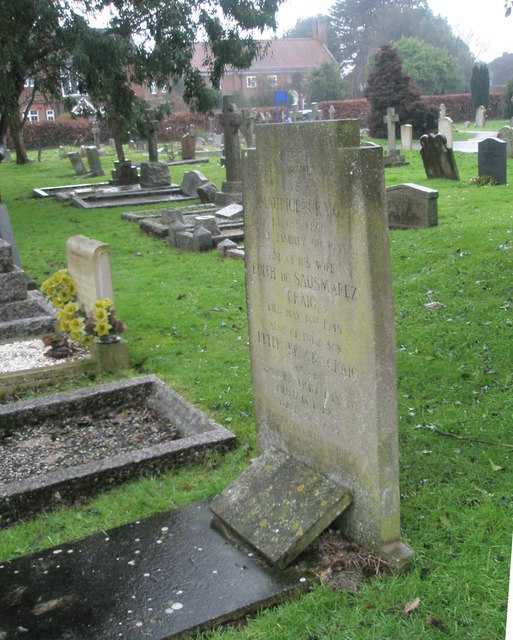A very wet St Mary's Churchyard (6)