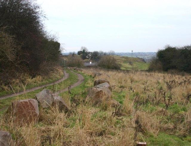 Cufflins Pit Lane, Mountsorrel