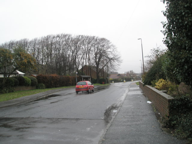 Damp conditions in Station Road