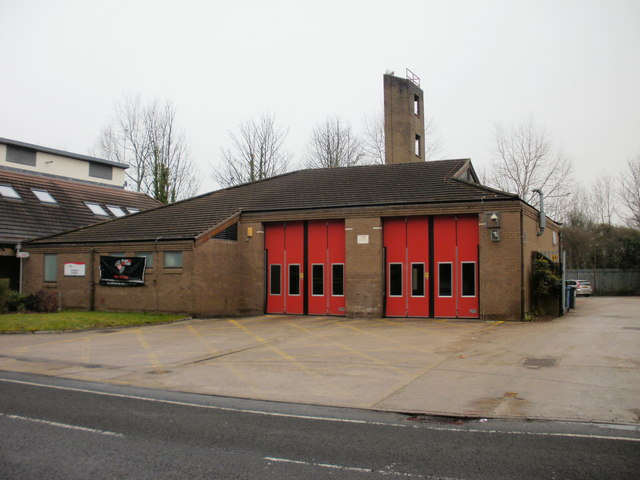 Duffryn Fire Station, Newport