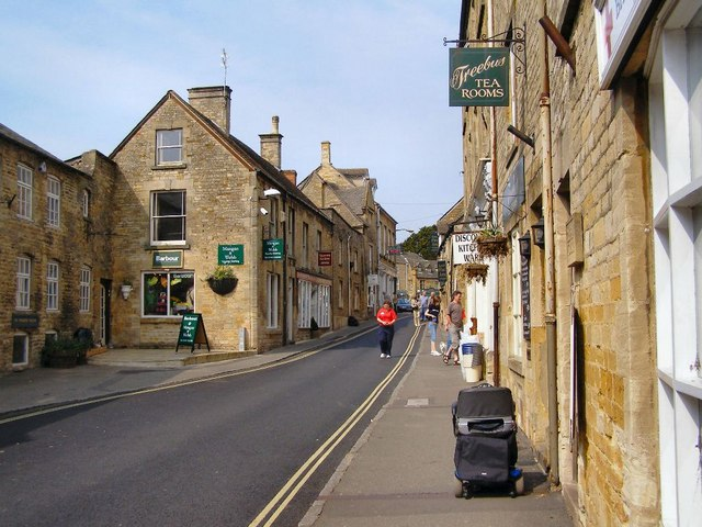 Stow-on-The-Wold, Digbeth Street