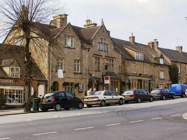 Stow-on-The -Wold, Sheep Street
