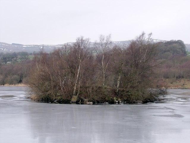 Spiers Island, Townhead Reservoir