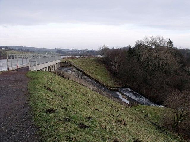 Kilsyth Battlefield, Townhead Reservoir