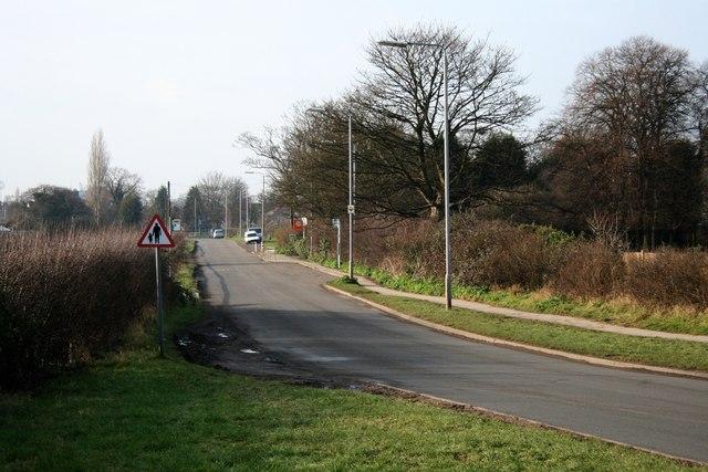 Adbolton Lane