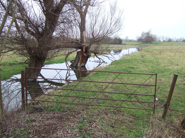 A new lock? - The Ouse Washes at Earith