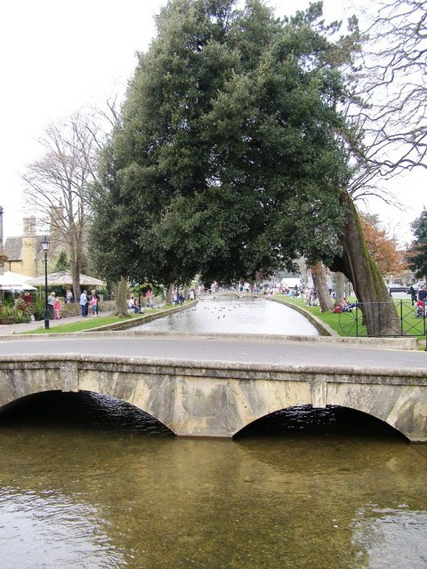 River Windrush, Bourton-on-The Water