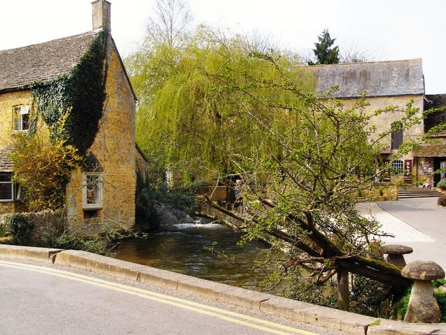 River Windrush, Bourton-on-The -Water