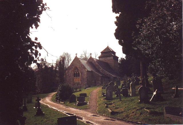 St. Cenedlon's, Rockfield, Monmouthshire
