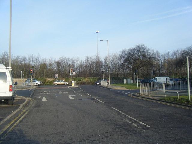 Chelwood Avenue/Bowring Park Road junction.