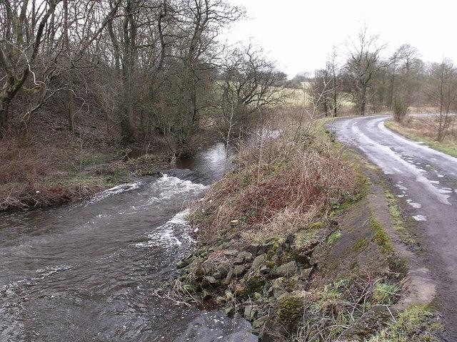 Kilsyth, Shawend Burn