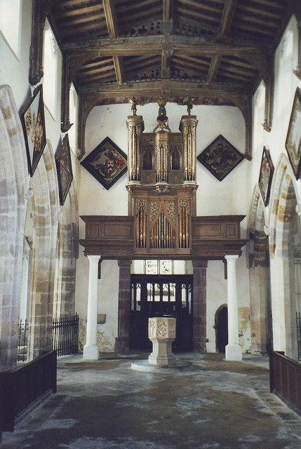 St. Nicholas, Stanford on Avon, Northants.