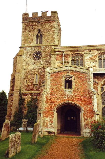St. Mary Magdalene, Wiggenhall St. M-M, Norfolk