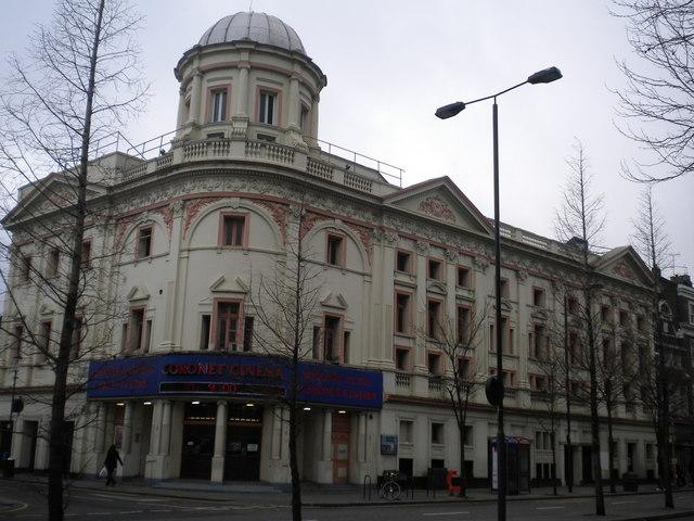 Coronet Cinema, Notting Hill Gate W2