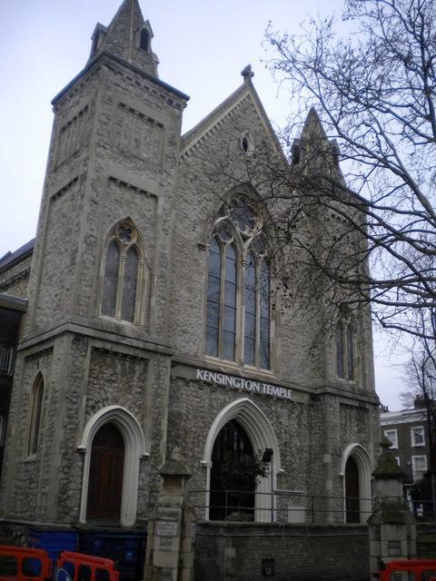 Kensington Temple, Kensington Park Road W8