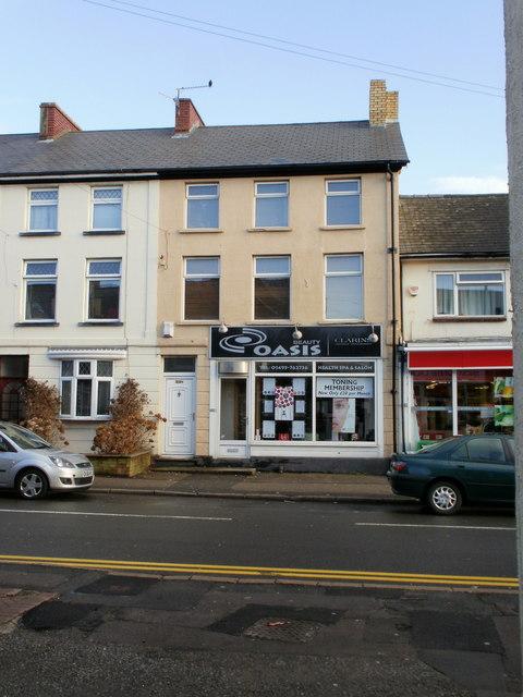 Oasis Beauty Salon and Health Spa, New Inn