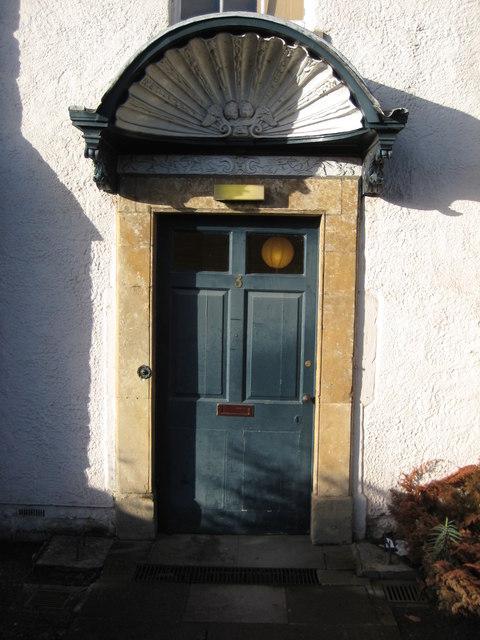 Door to Polydor House