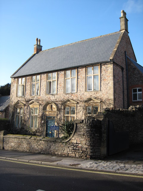 St Andrews Lodge, Wells