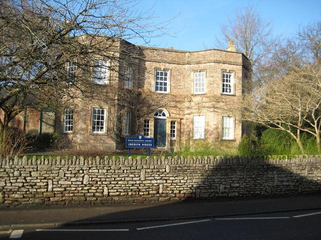 Jocelyn House, Wells