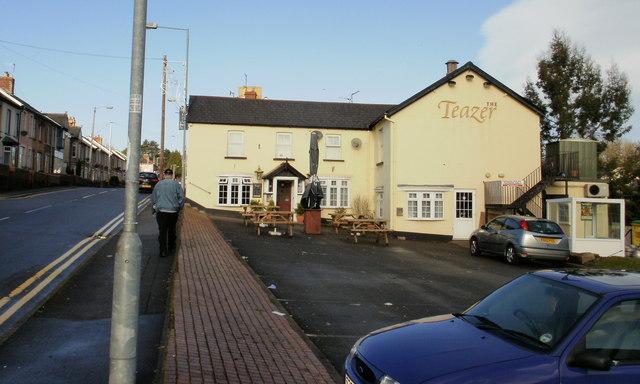 The Teazer, New Inn
