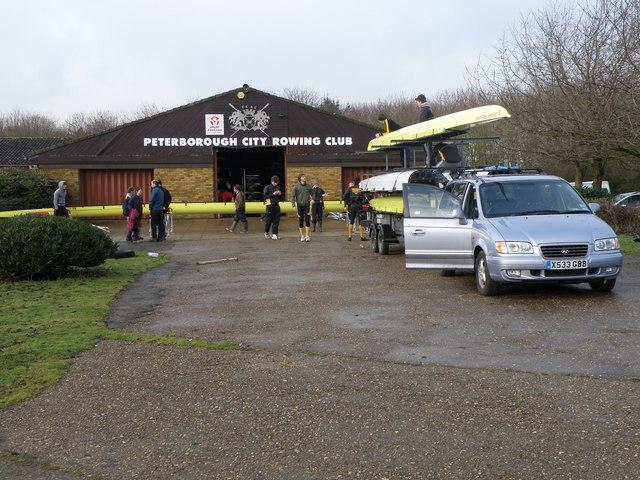 City Rowing Club