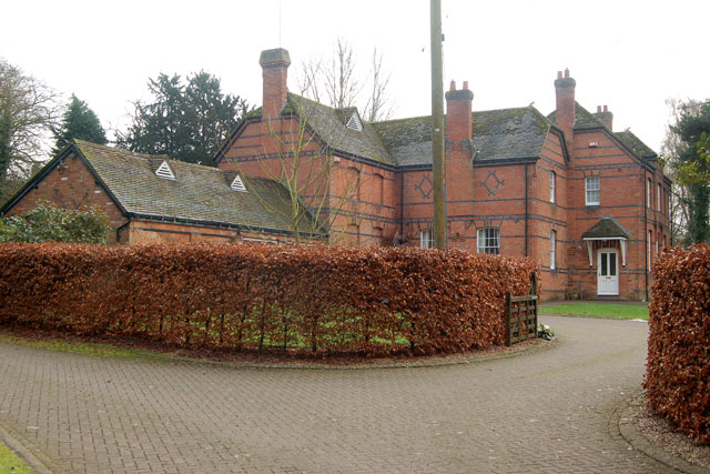 Coach house at Eathorpe Hall (2)