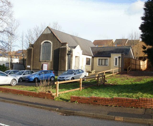 Panteg Methodist Church, New Inn