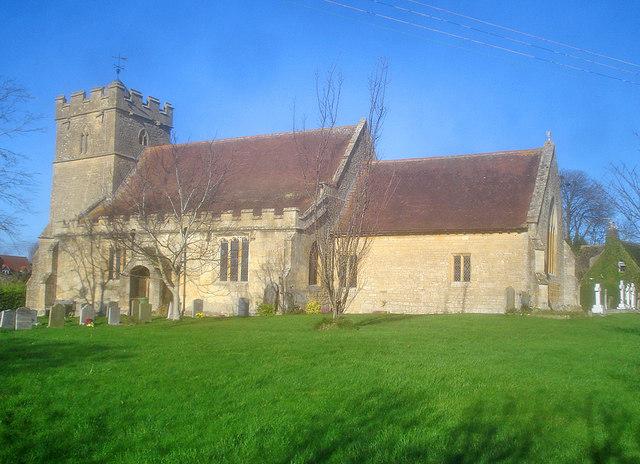 Alderton Church - 1