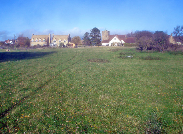 Meadow south of Alderton