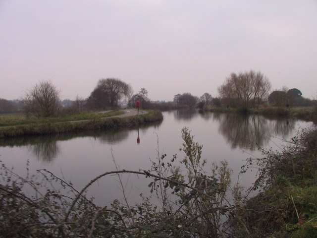 The Exeter canal