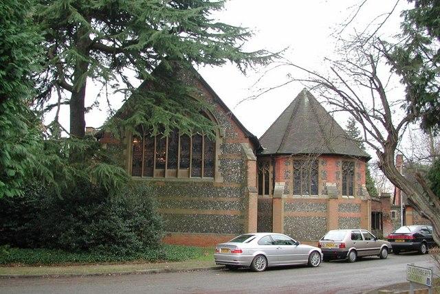 St Anselm, Hatch End